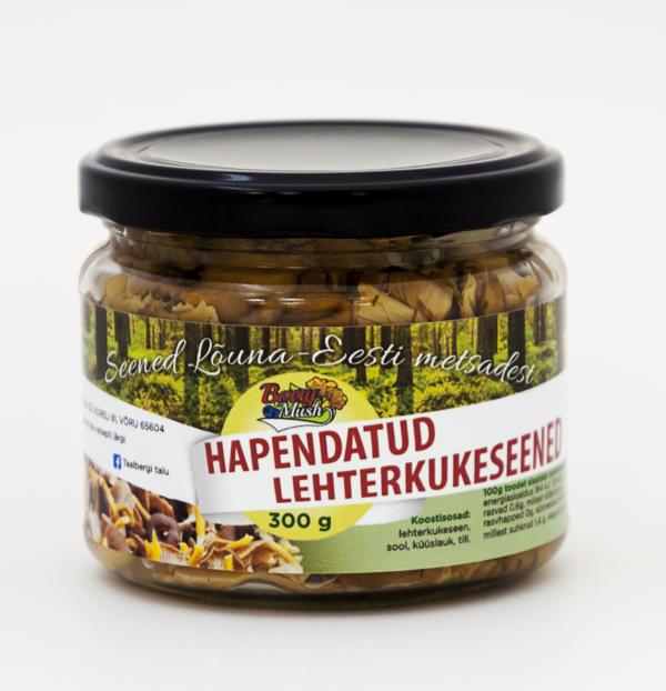 Fermented Yellowfoot Chanterelle 300 grams
