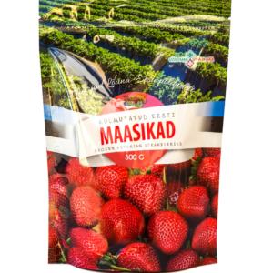 Külmutatud Eesti Maasikad 300 grammi